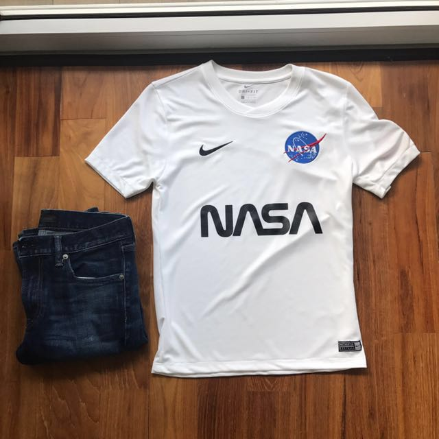 Nike NASA Dri-Fit Tee In X-Small 80539c41d5f3