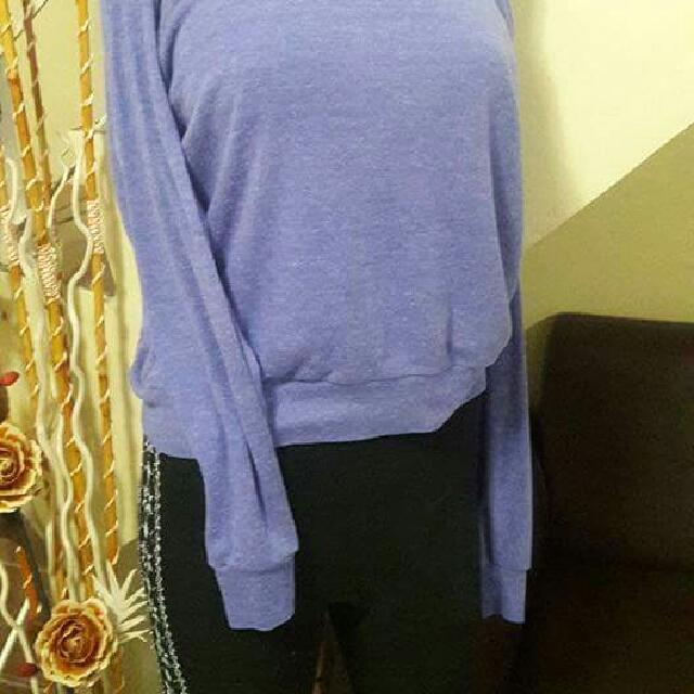 No Boundaries Women Long Sleeve Shirt