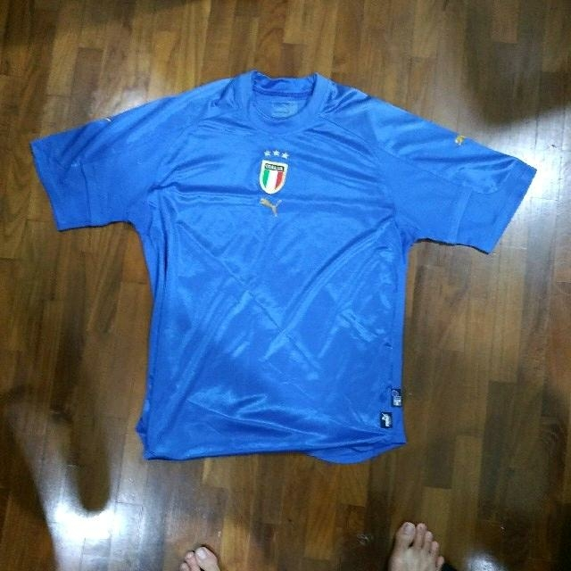 new product 0fb5d 2c882 Old Italy National Team football soccer jersey, Sports ...