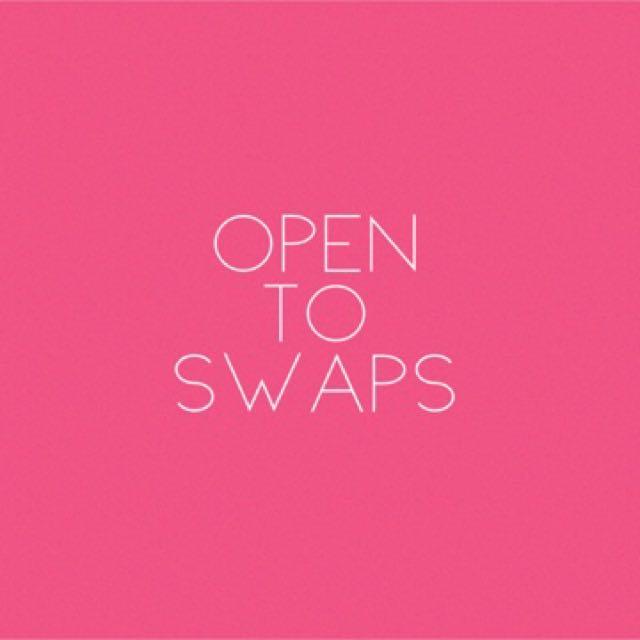 OPEN TO SWAPS GFS