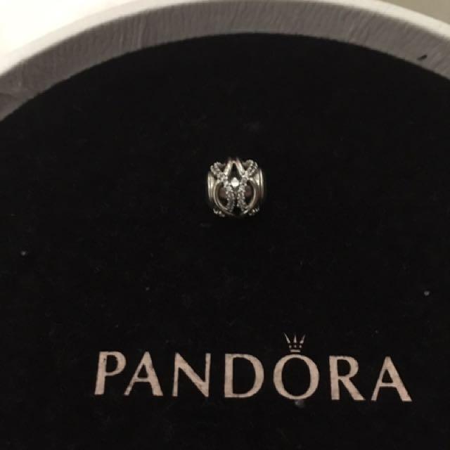 Pandora caring charm