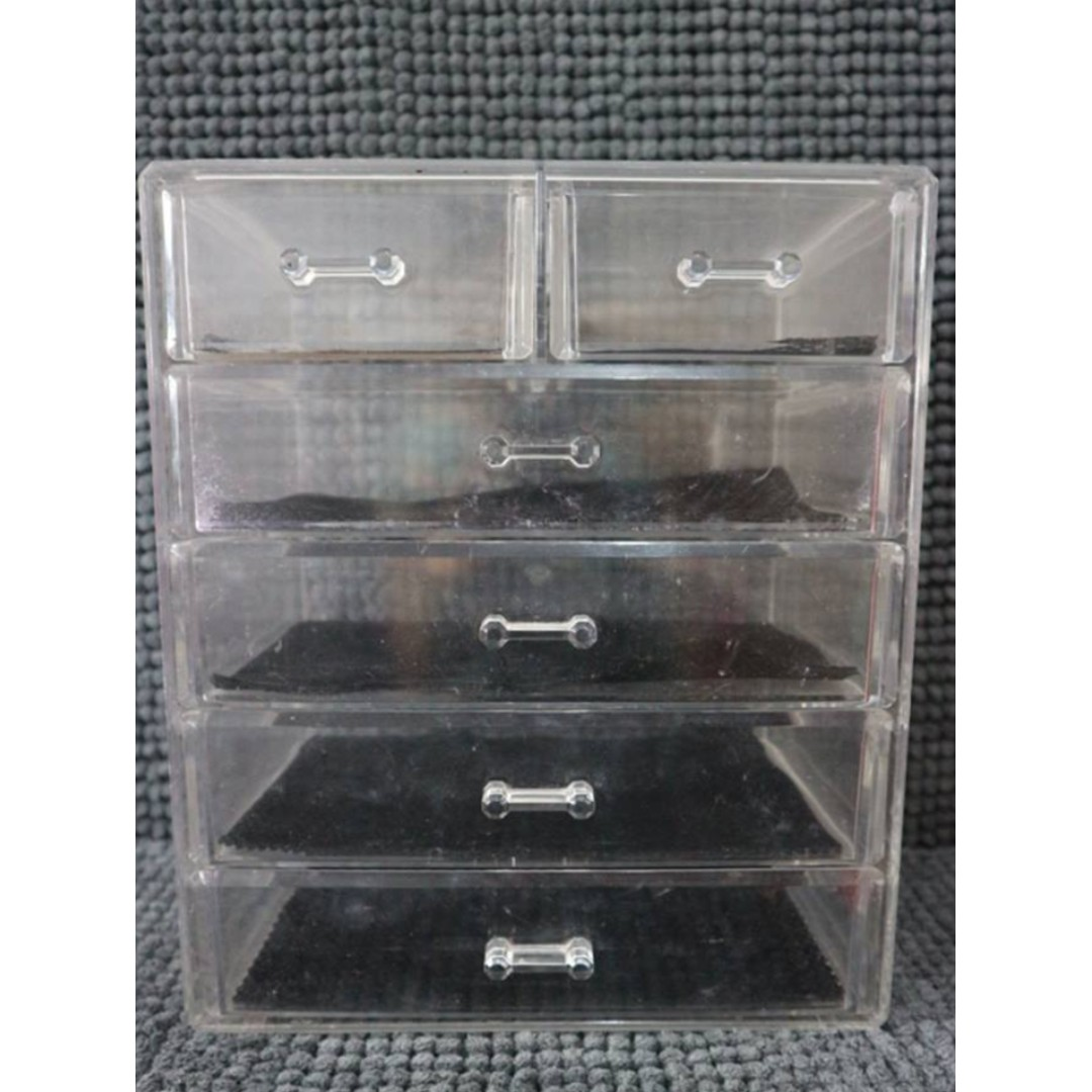 PL 5 DRAWER TRANSPARENT STORAGE