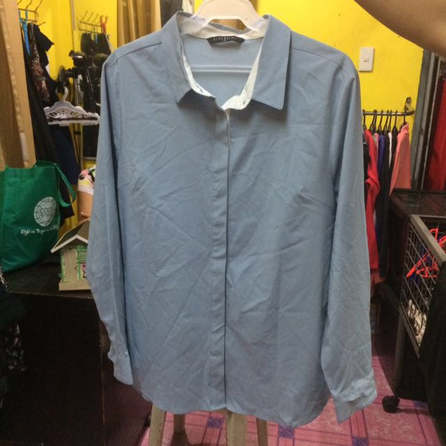Powder Blue Longsleeves