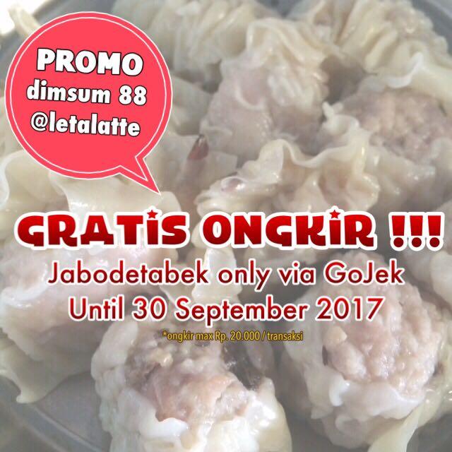 PROMO GRATIS ONGKIR!! Dimsum 88 Enak & Sehat