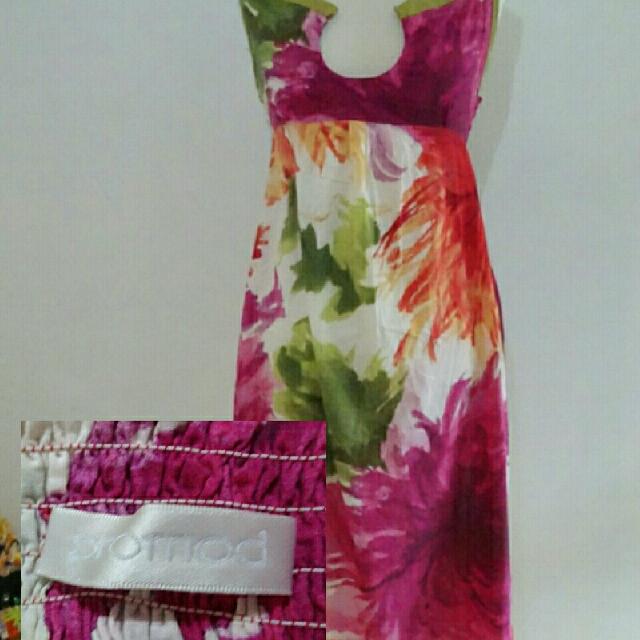 Promod Floral Dress