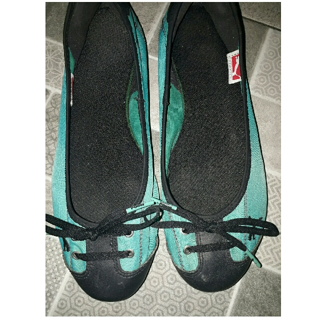 Puma Ballerina Flat Shoes