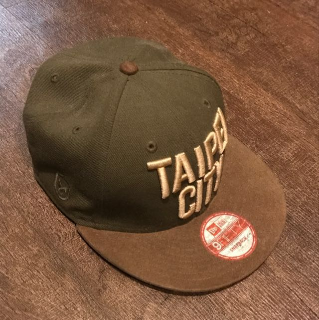 Remix 軍綠 棒球帽