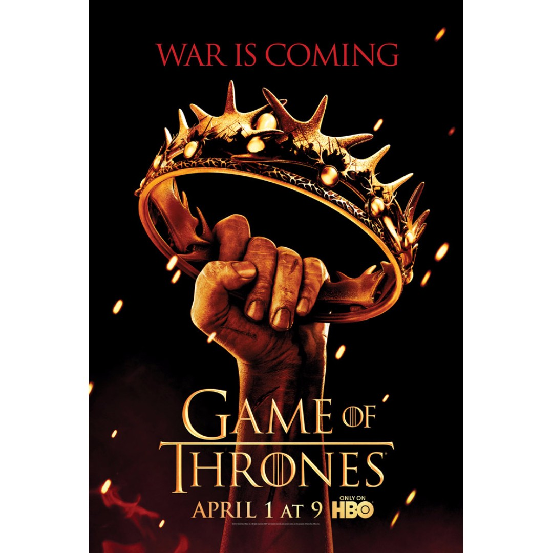 02 Tv Series Game Of Thrones Season 1 — TTCT