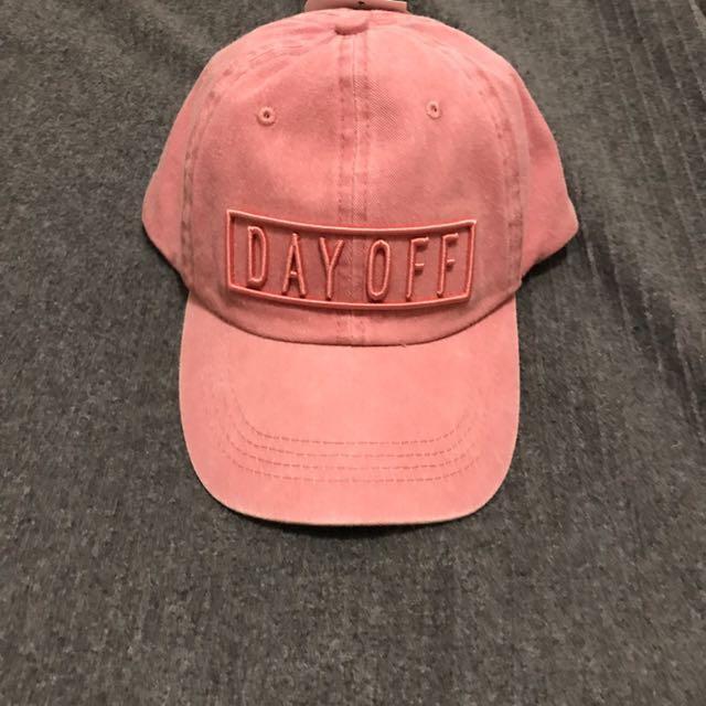 Rubi Pink Cap