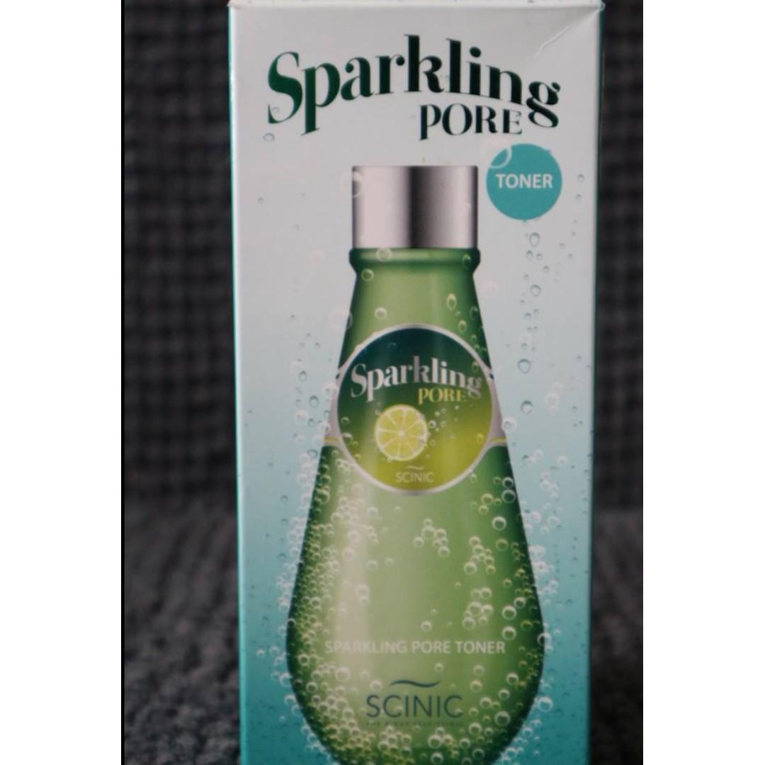 SCINIC Sparkling Pore Toner 150 ML