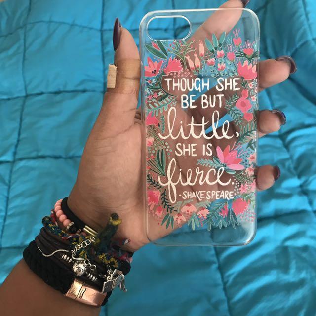 Shakespeare iPhone 7 case