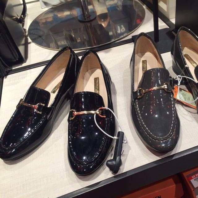 Shoopen Shoes Loafer Black
