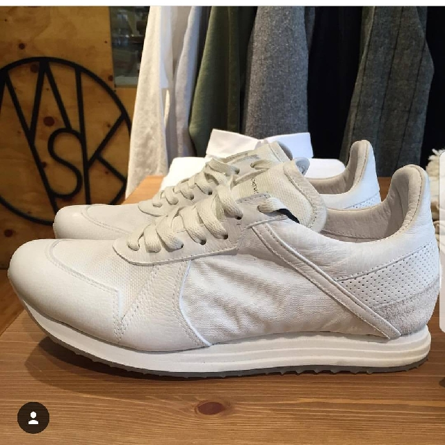 SOMEARETHIEVES White Lie Sneakers size 39