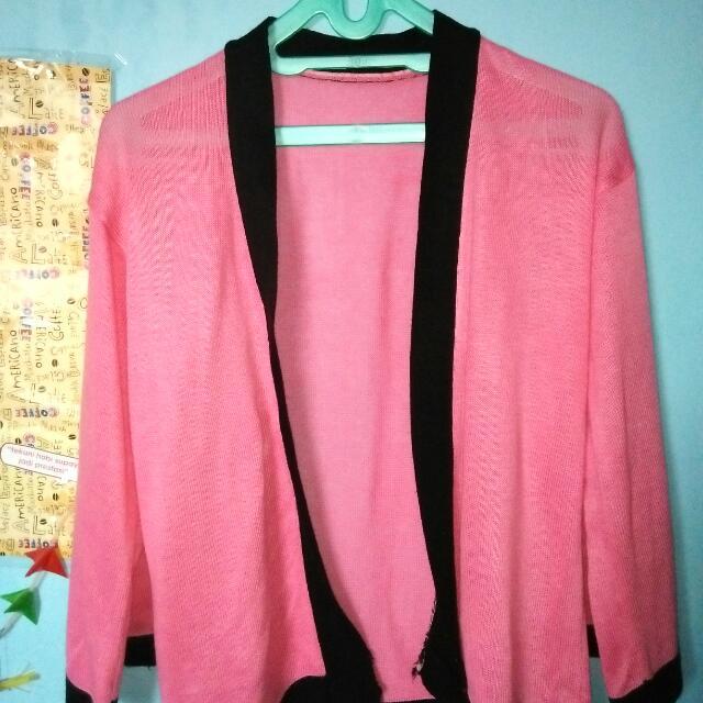 Sweater Kimono Rajut