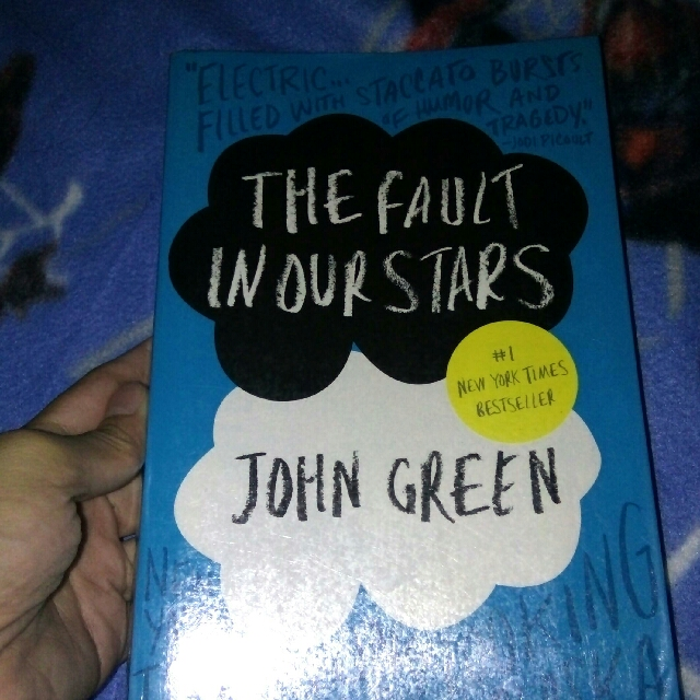 The fault in our stars (John Green)