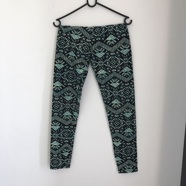 Tribal Colored pants