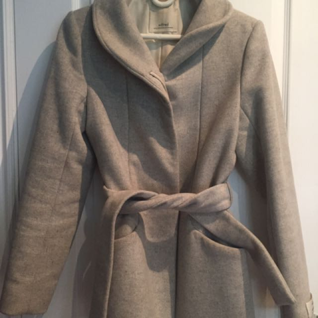 Wilfred cashmere coat