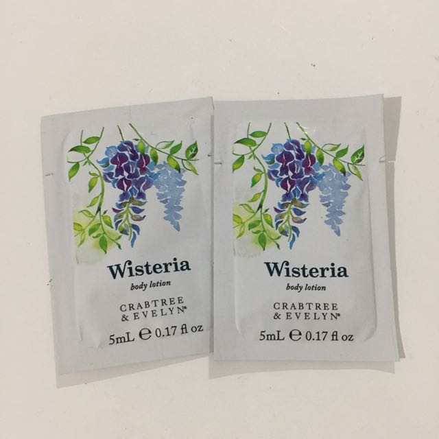 Wisteria body lotion - Get 2