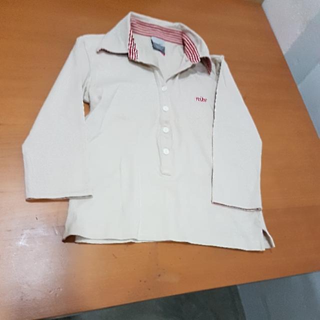 women Nike long sleeve cotton shirt d16c6230e