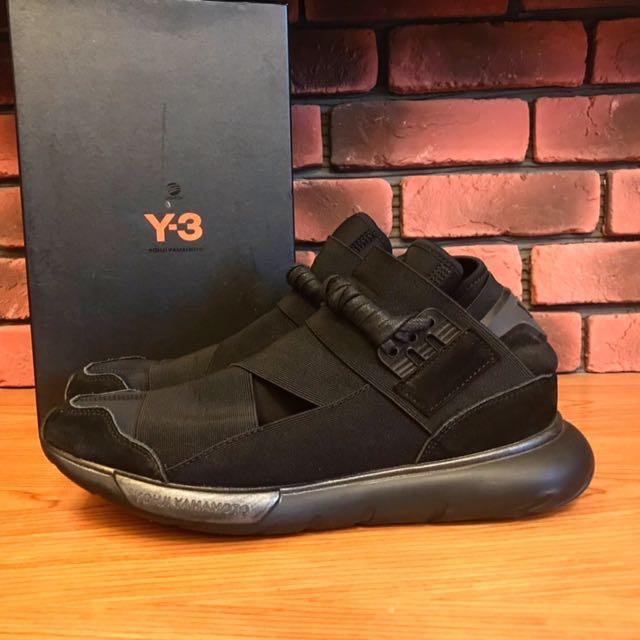 Y-3 黑武士
