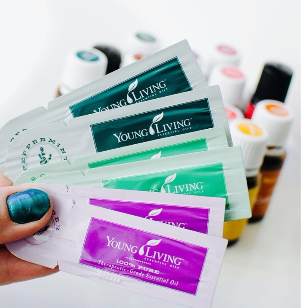 Image result for young living samples