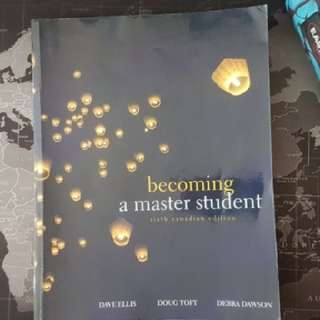 Becoming a Master Student - Sixth Canadian Edition