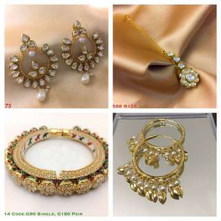 Indian Muslimah Accessories