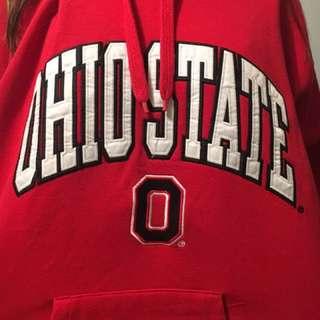 Ohio state uni sweater