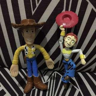 Woody & Jessy Happy