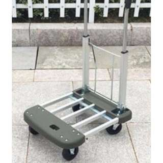 Foldable hand Trolley for luggage shopping groceries 100kg