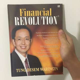 Tungdesem waringin financial revolution