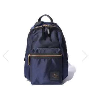 LANVIN EN BLEU Blue Backpack