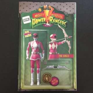 Power Rangers #3 (Action Figure Pink Ranger)