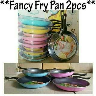 Fry Pan 2pcs