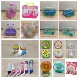 Sale Hamster Cages & Accessories