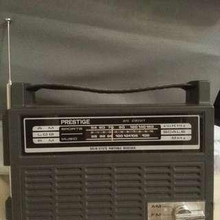 香港製造收音機