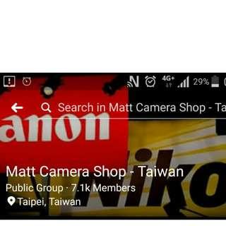 Please Join Matt Camera