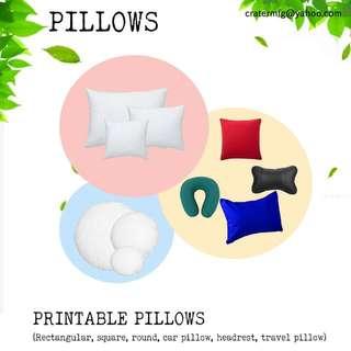 Printable Pillow Customized Pillow