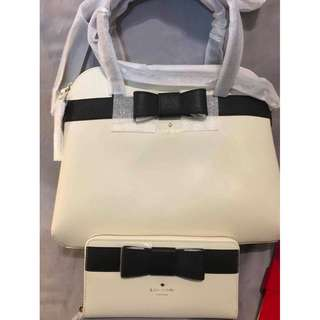 Kate Spade Dome Bag with Wallet