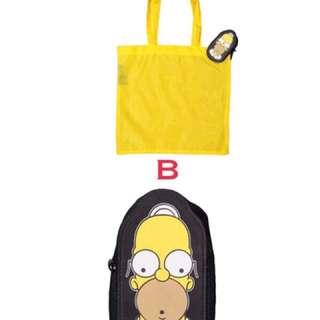 Typo霸子購物袋