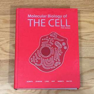 Molecular Biology of the Cell 5th Edition