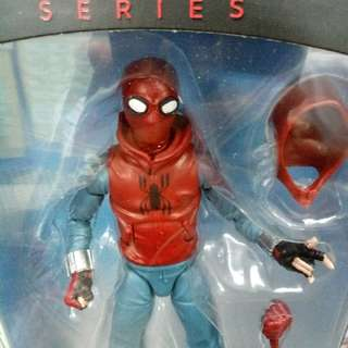 Marvel Legends Spiderman Homecoming Homemade Suit