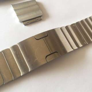 Apple Watch stainless steel link band 42mm