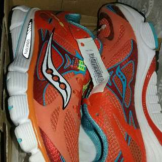 Orig Saucony Running shoes Size US.  5.EURO 5.5