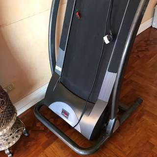 Body sculpture treadmill bt350p