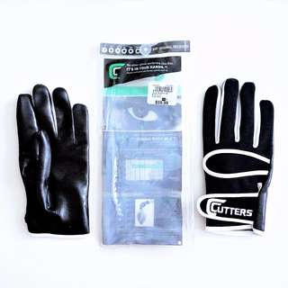 Cutter's - Original Receiver C-Tack Football Gloves