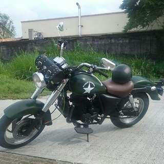Classic Big Bike (Harley Lookalike)