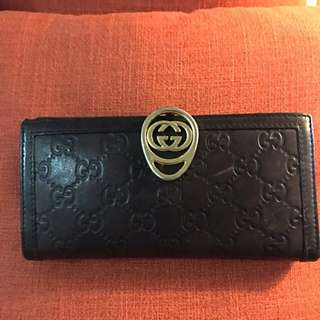 Gucci Wallet-REDUCED TO 10k