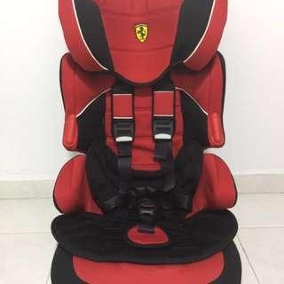 Ferrari Baby Child Toddler Booster Car Seat Prams Strollers