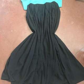 Celine Black Dress